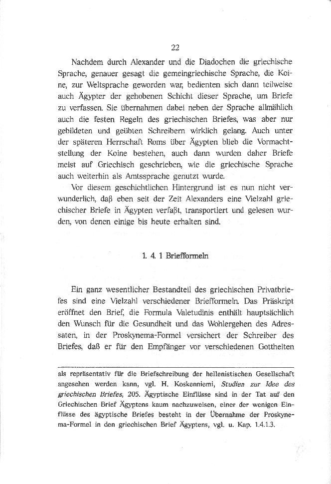 Briefe Des Apollonius Archives Kortus